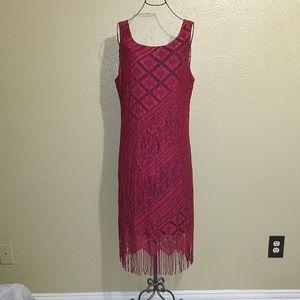 Woman's cocktail dress